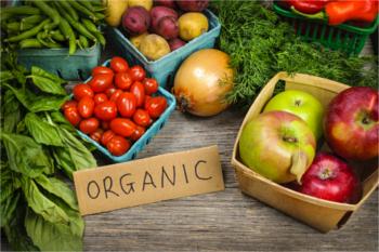 Affordable organic vegetables