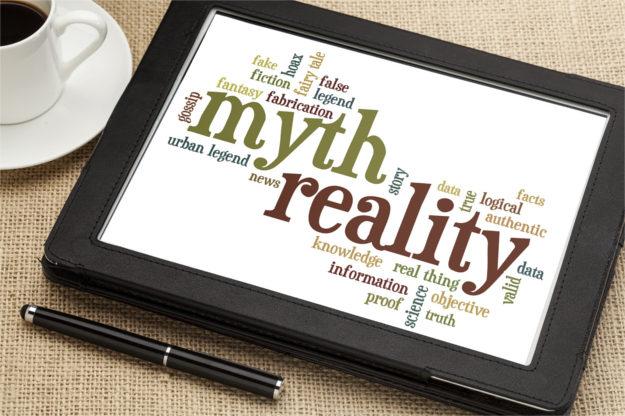Tackling information overload - fact vs fiction