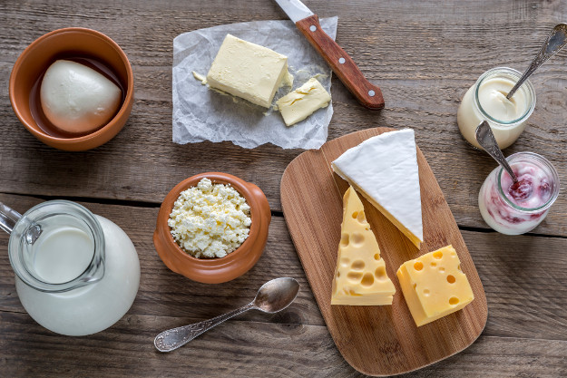 lactose intolerance or dairy sensitivity