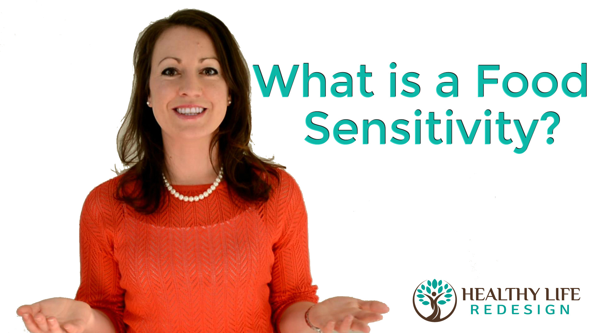What is a food sensitivity