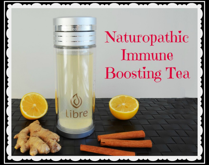 Naturopathic Immune Boosting Tea