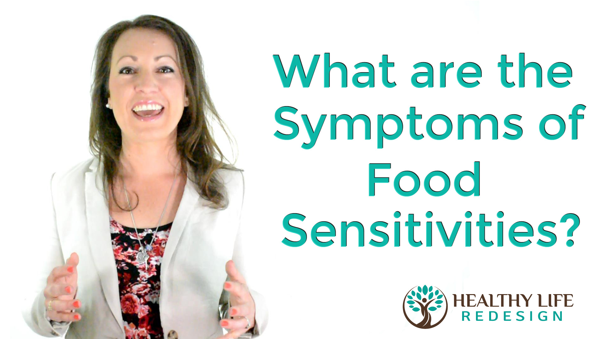 What are the symptoms of food sensitivities