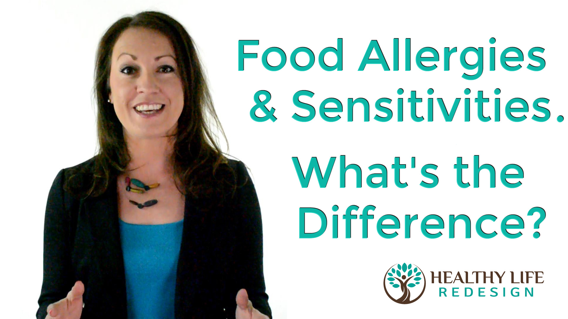 Food allergies & sensitivities... What's the difference?