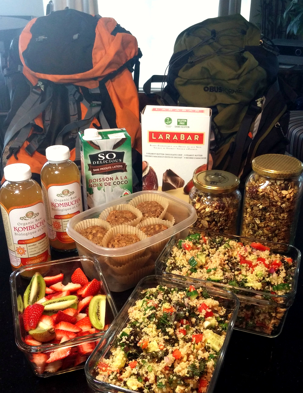A Healthy Guide to Road Trip Snacks and Meals