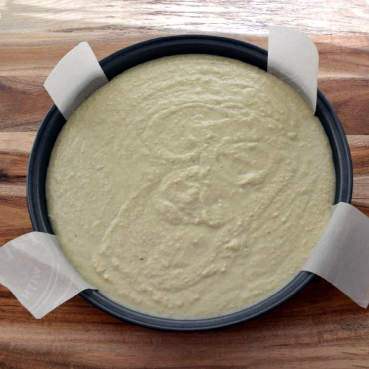 Kiwi Lime Pie Filling