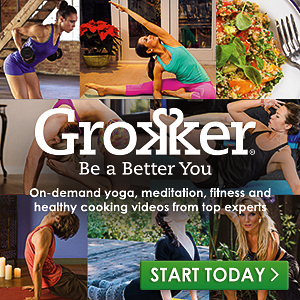 Grokker Membership - Healthy Holiday Gift Idea