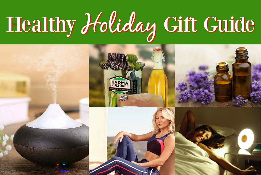 Healthy Holiday Gift Ideas! These gifts are $70 or less and can all be purchased online!