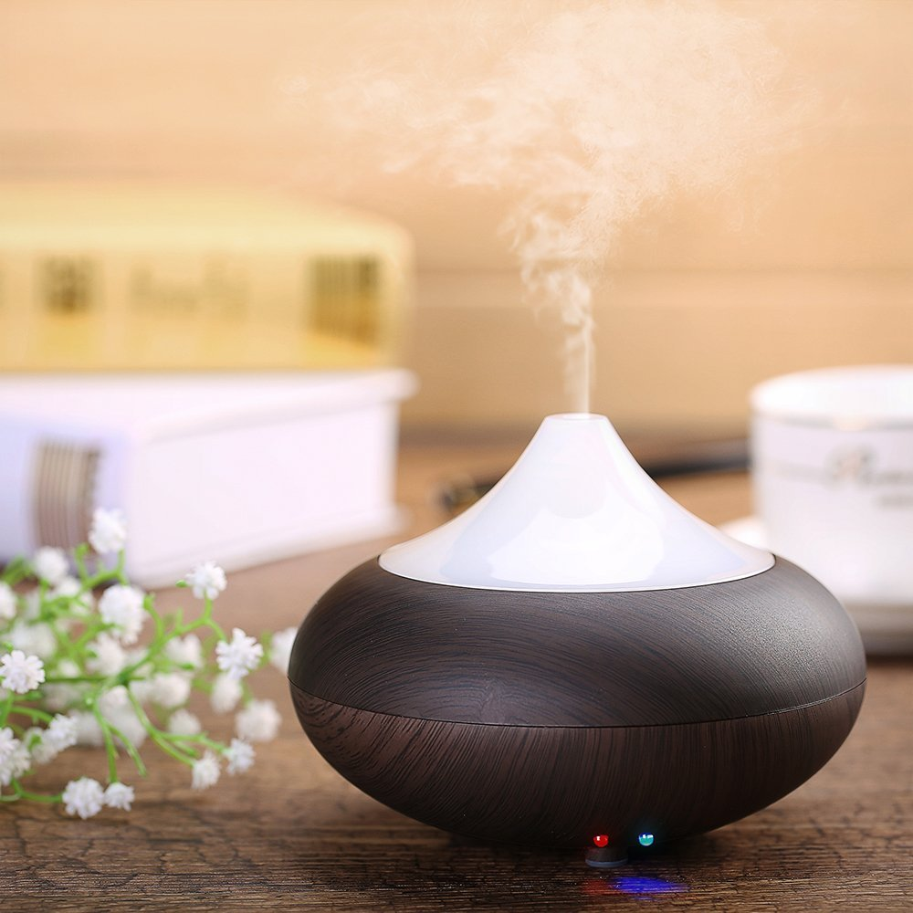 Essential oil diffuser makes a great holiday gift
