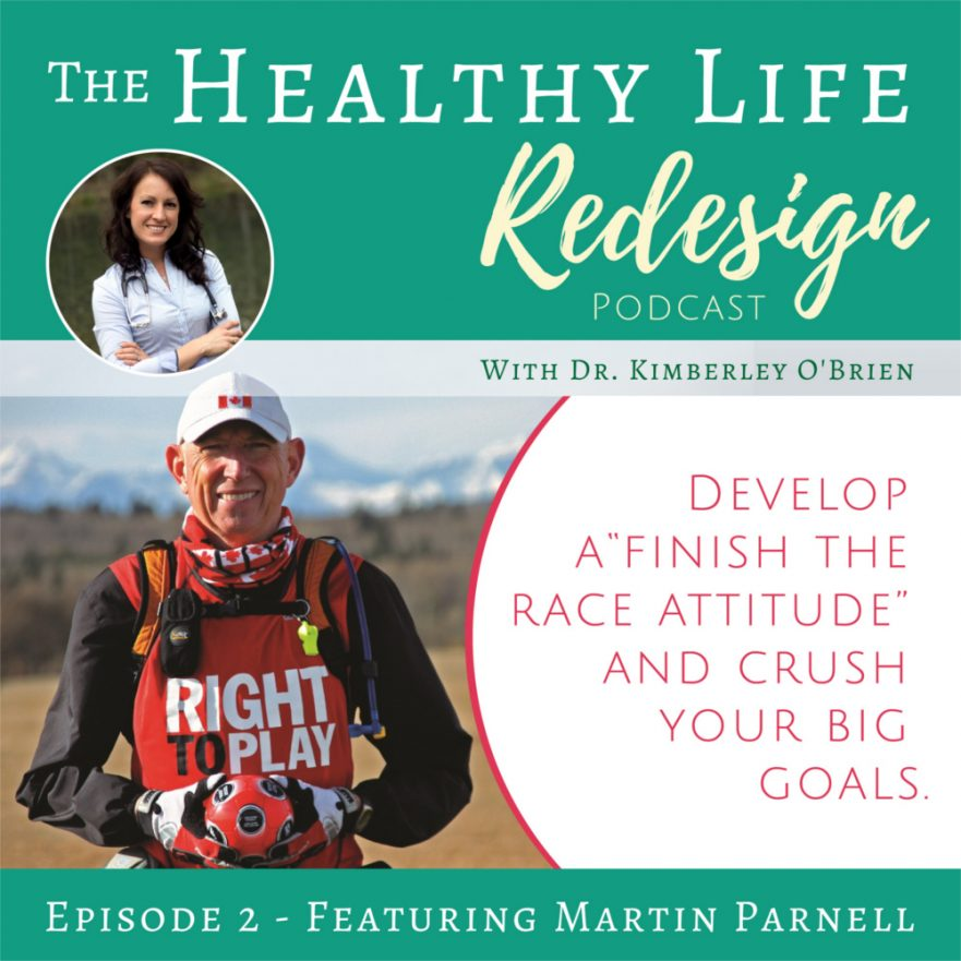 The Healthy Life Redesign Podcast