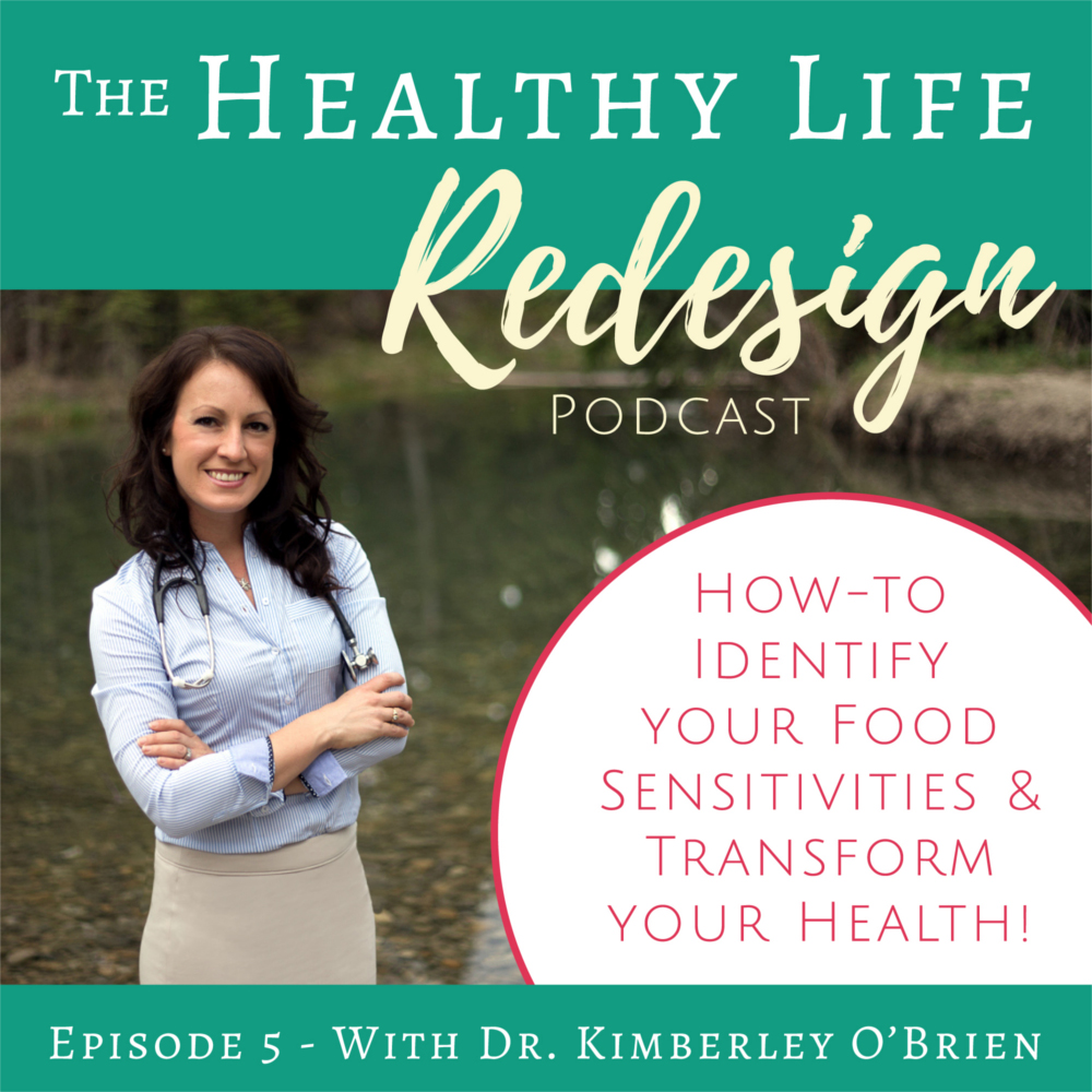 Healthy Life Redesign Podcast Episode 5