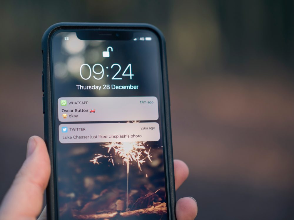 Daily Digital Detox: Turn off your notifications