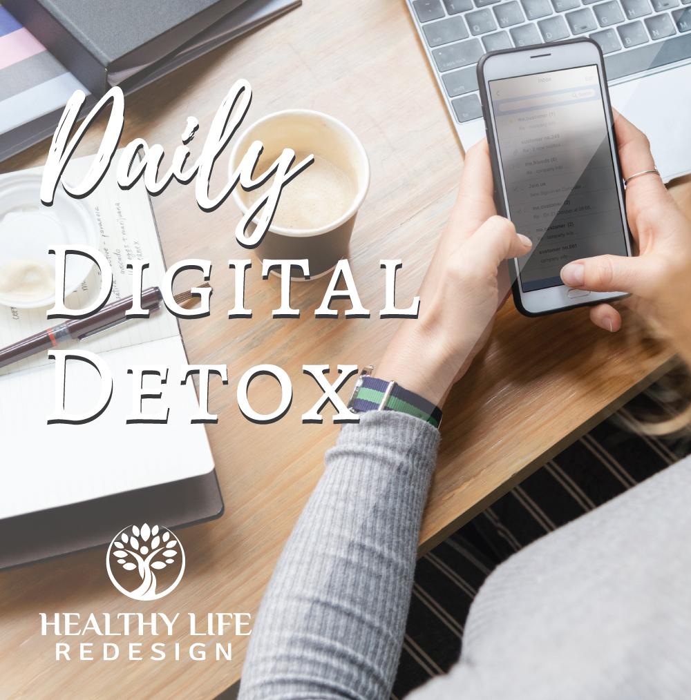 Daily Digital Detox