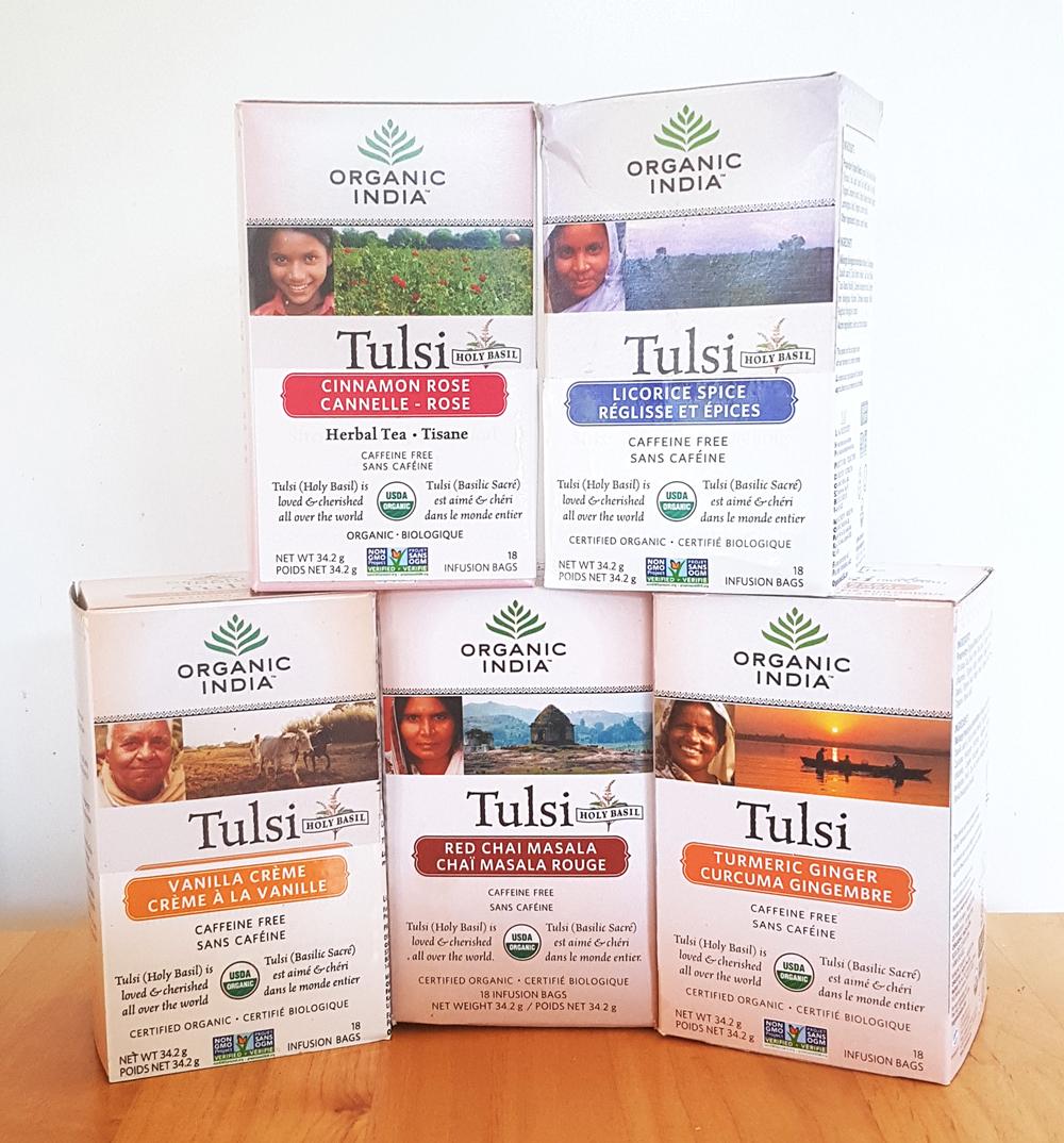 Coffee Alternatives Tulsi Tea
