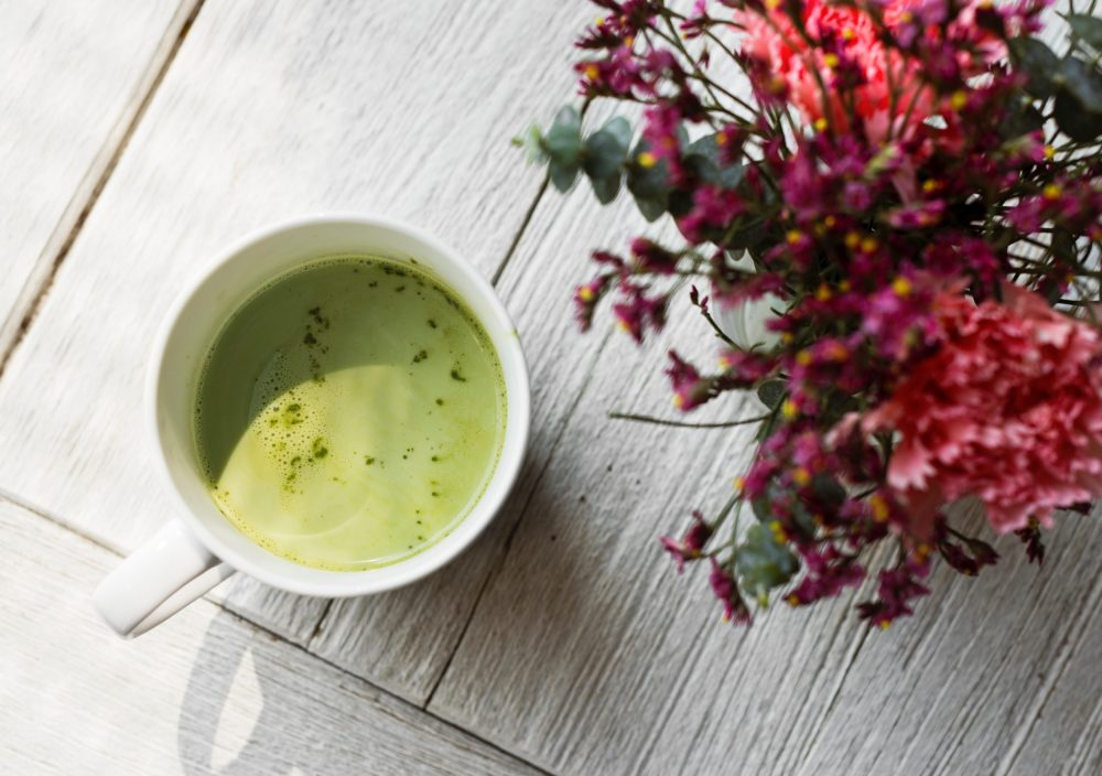 Coffee Alternatives Matcha Latte