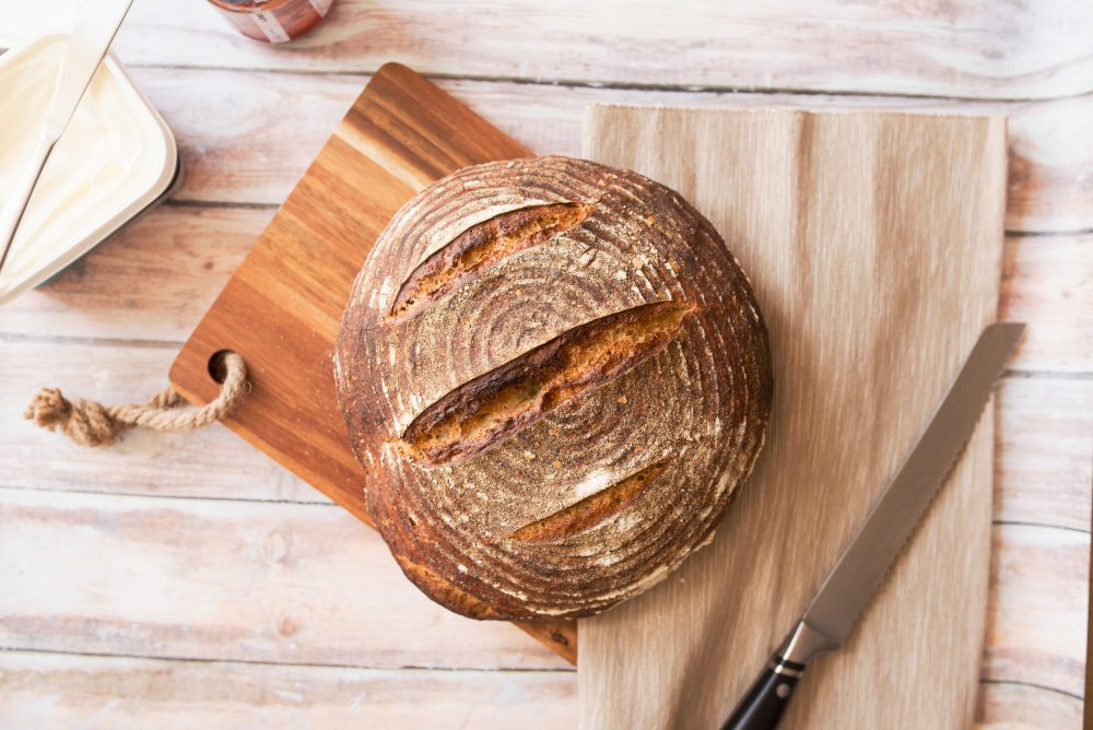 wheat and gluten are one of the most common food sensitivities!