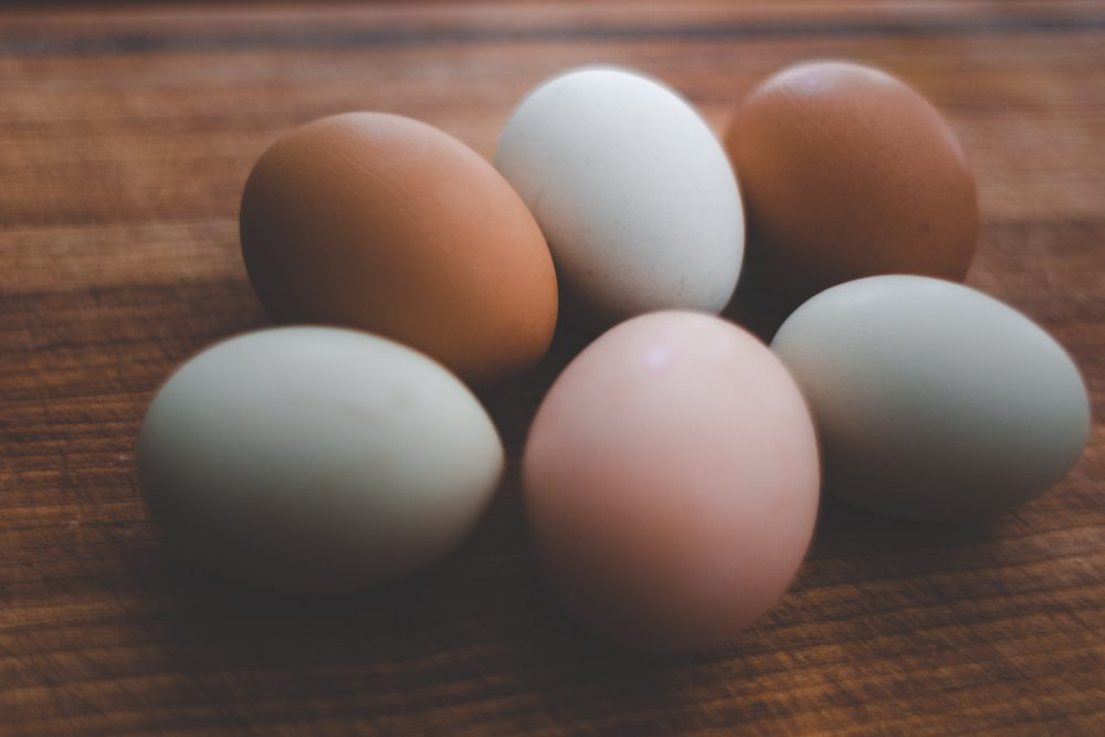 Eggs are one of the most common food sensitivities and food allergies