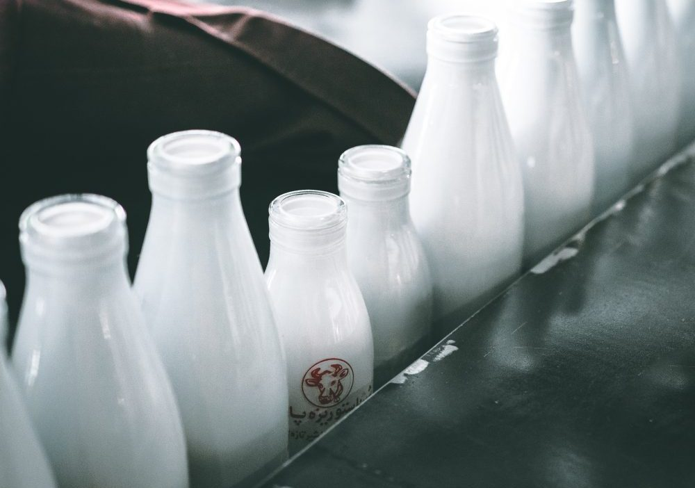 Dairy is one of the most common food sensitivities