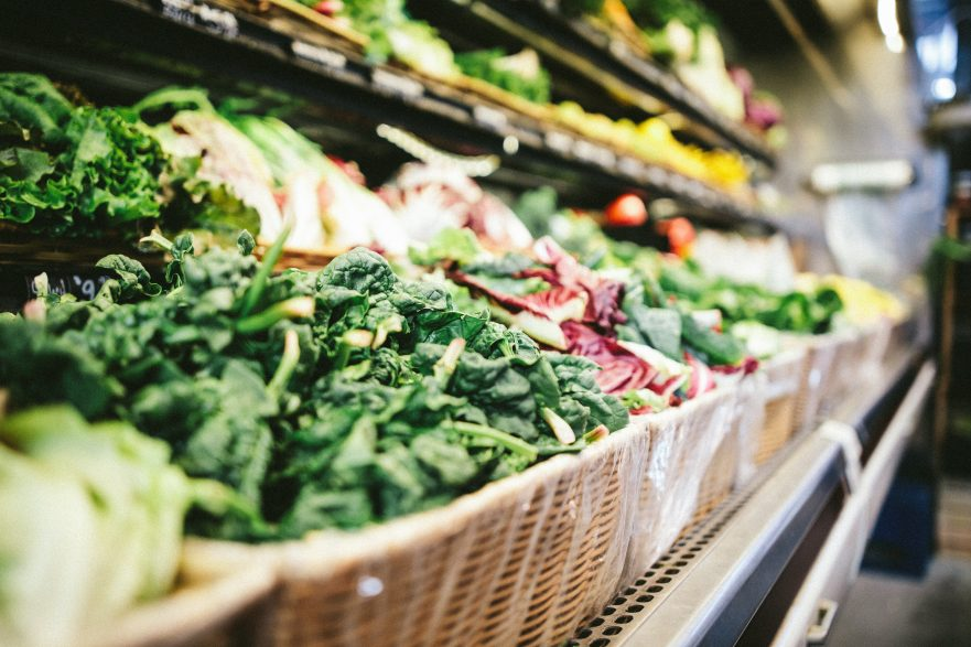 Grocery Shopping Tips for a healthy Eating Plan