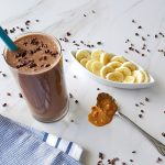 Vegan Chocolate Monkey's Milkshake