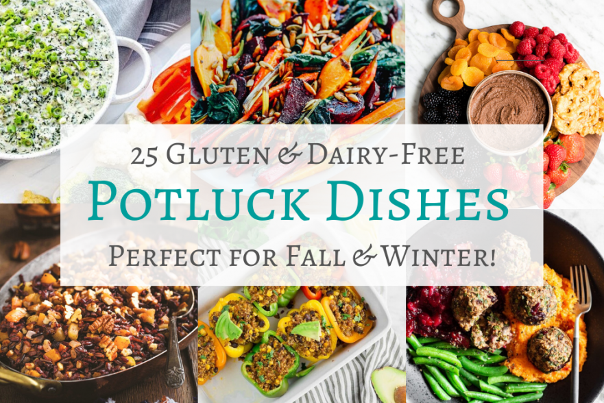 Potluck Dishes for Fall and Winter