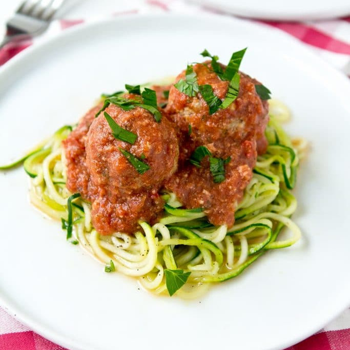 Healthy Slow Cooker Recipes: Slow Cooker Turkey Meatballs