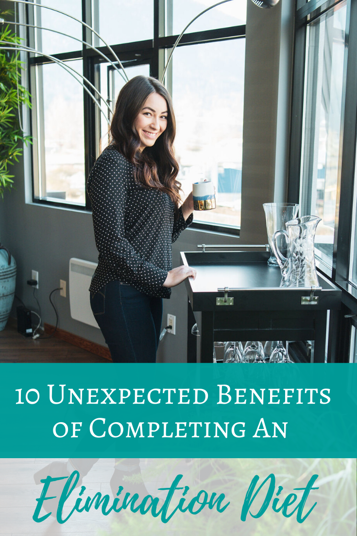 10 Health Benefits of Completing an Elimination Diet