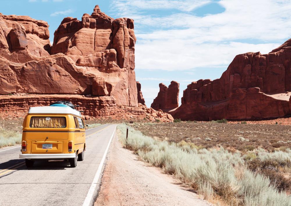 Supplements for Travel: Yellow Van